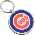MLB チームロゴ アクリル キーチェーン カブス Chicago Cubs High Definition Keychain