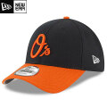 MLB オリオールズ レプリカキャップ(オルタネイト) New Era Baltimore Orioles Replica Adjustable Alternate Cap