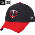 MLB ツインズ レプリカキャップ(ロード) New Era Minnesota Twins Replica Adjustable Road Cap