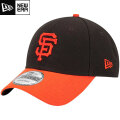 MLB ジャイアンツ レプリカキャップ(オルタネイト) New Era San Francisco Giants Replica Adjustable Alternate Cap