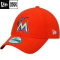 MLB マーリンズ レプリカキャップ(ロード) New Era Miami Marlins Replica Adjustable Road Cap