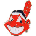 MLB チームロゴ ピンバッジ インディアンス Cleveland Indians Team Logo Pin