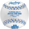 2012 MLB オールスターゲーム ボール(公式球) MLB 2012 All-Star Game Official Commemorative Baseball Cubed