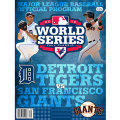 MLB 2012 ワールドシリーズ 公式プログラム 2012 Official Major League Baseball World Series Program
