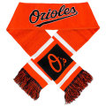 MLB Team Stripeマフラー オリオールズ Baltimore Orioles Team Stripe Scarf