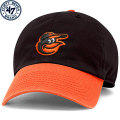MLB オリオールズ クリンナップ キャップ(ロード) Baltimore Orioles 2012 Road Clean Up Adjustable Cap