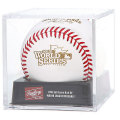 MLB 2013ワールドシリーズ 公式球 MLB 2013 Official World Series Baseball in Cube