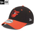 MLB オリオールズ レプリカキャップ(ロード) New Era Baltimore Orioles Replica Adjustable Road Cap