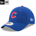 MLB カブス レプリカキャップ(ゲーム) New Era Chicago Cubs Replica Adjustable Game Cap