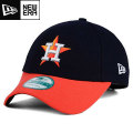 MLB アストロズ レプリカキャップ(ロード) New Era Houston Astros Replica Adjustable Road Cap