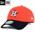 MLB アストロズ レプリカキャップ(オルタネイト) New Era Houston Astros Replica Adjustable Alternate Cap