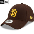 MLB パドレス レプリカキャップ(ゲーム) New Era San Diego Padres Replica Adjustable Game Cap