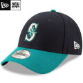MLB マリナーズ レプリカキャップ(オルタネイト1) New Era Seattle Mariners Replica Adjustable Alternate1 Cap