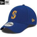 MLB マリナーズ レプリカキャップ(オルタネイト2) New Era Seattle Mariners Replica Adjustable Alternate2 Cap