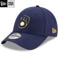 MLB ブルワーズ レプリカキャップ(ゲームNew) New Era Milwaukee Brewers Replica Adjustable Game Cap-New
