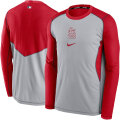 MLBオーセンティックGame Performanceトップ カージナルス(グレー/レッド) Nike St. Louis Cardinals Gray/Red