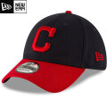 MLB インディアンス レプリカ39THIRTYキャップ(ホーム) New Era Cleveland Indians Home Replica 39THIRTY Cap