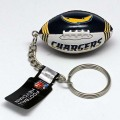 NFL ボール キーチェーン チャージャース San Diego Chargers