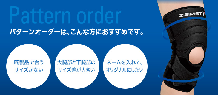 Pattern order