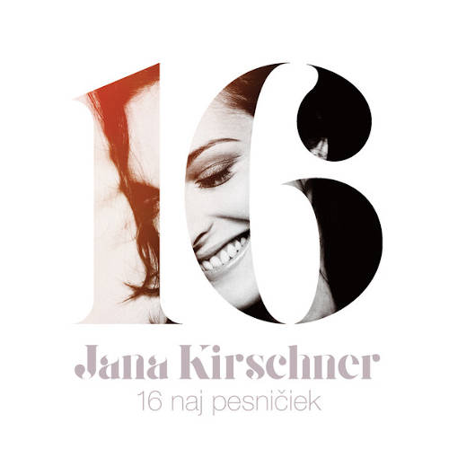 Jana Kirschner: 16 Naj Pesniciek 【予約受付中】