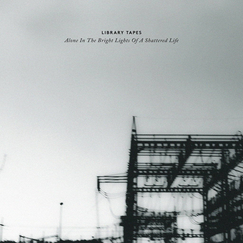 Library Tapes: Alone in the bright lights of a shattered life 【予約受付中】