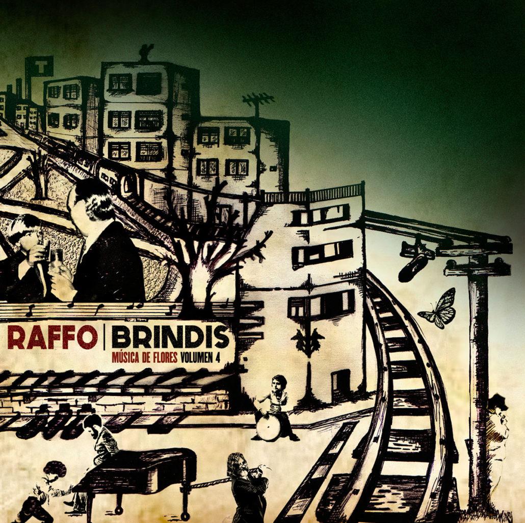 Raffo: Brindis - Musica de Flores Volumen 4 【予約受付中】