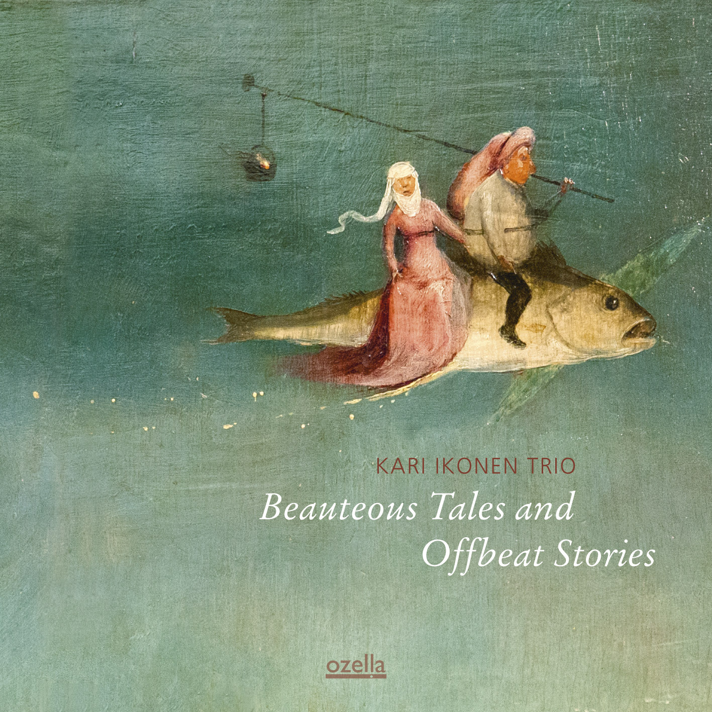 Kari Ikonen Trio: Beauteous Tales and Offbeat Stories (LP) 【予約受付中】
