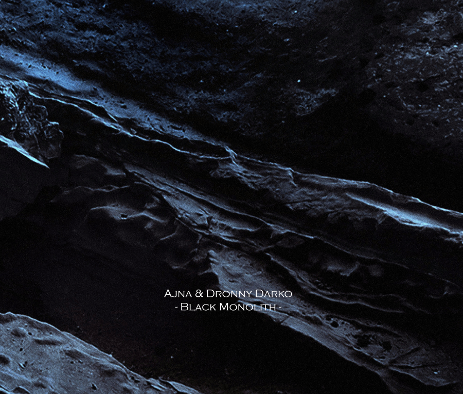 Ajna & Dronny Darko: Black Monolith (2CD) 【予約受付中】