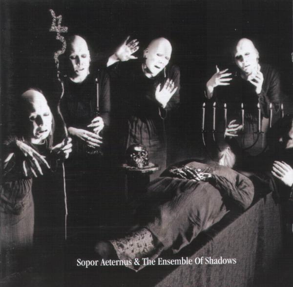 Sopor Aeternus & The Ensemble Of Shadows: Dead Lovers' Sarabande (Face One) 【予約受付中】