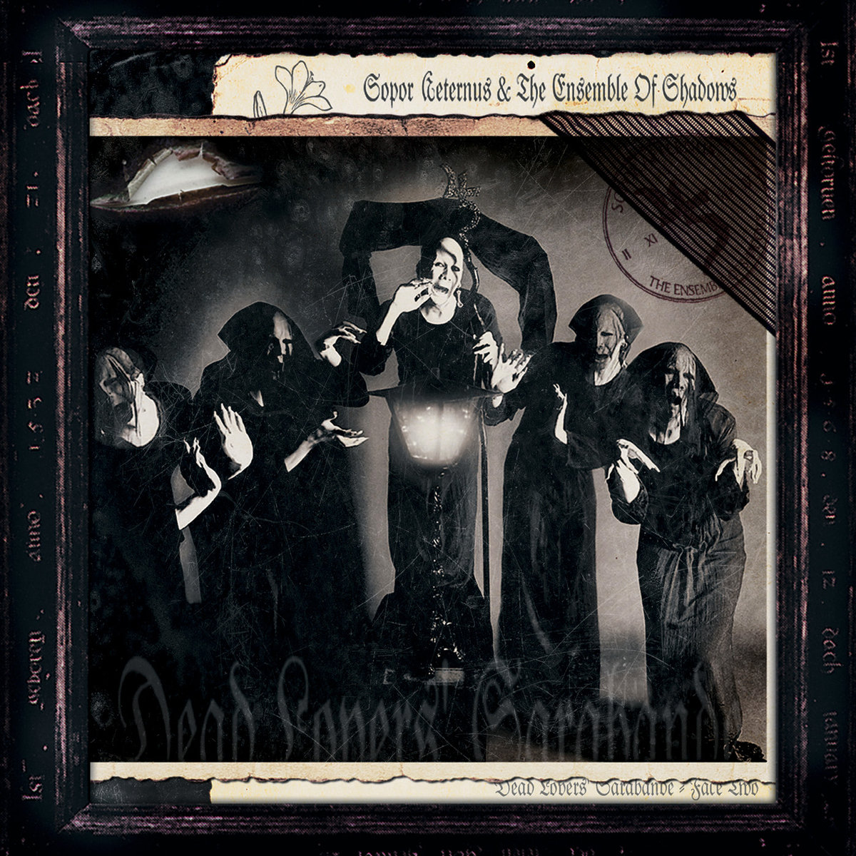 Sopor Aeternus & The Ensemble Of Shadows: Dead Lovers' Sarabande (Face Two) 【予約受付中】