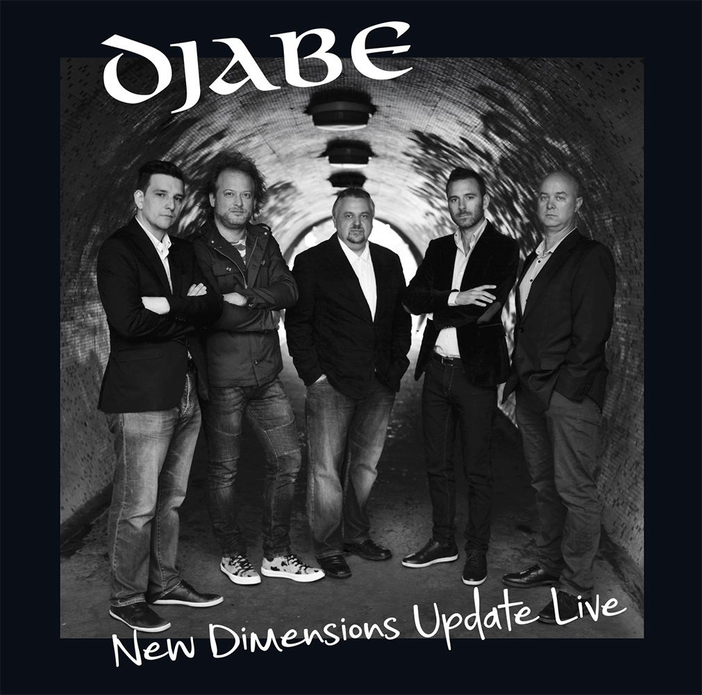 Djabe: New Dimensions Update Live 【予約受付中】
