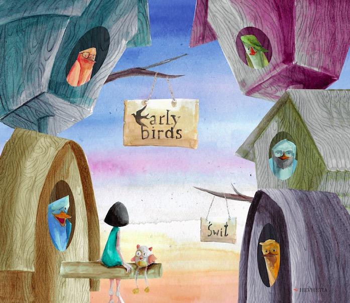 Early birds: Swit 【予約受付中】