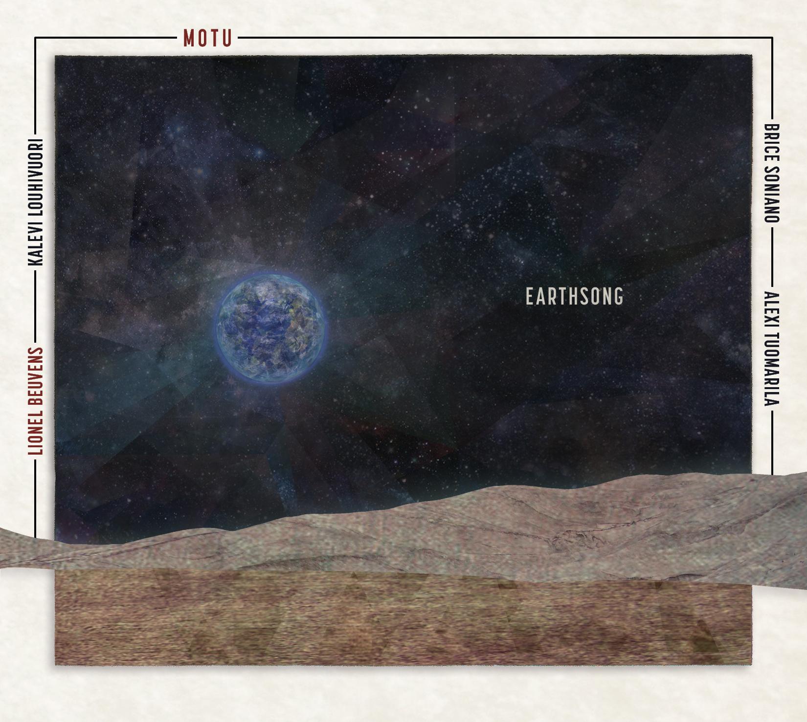 Lionel Beuvens and MOTU: Earthsong 【予約受付中】