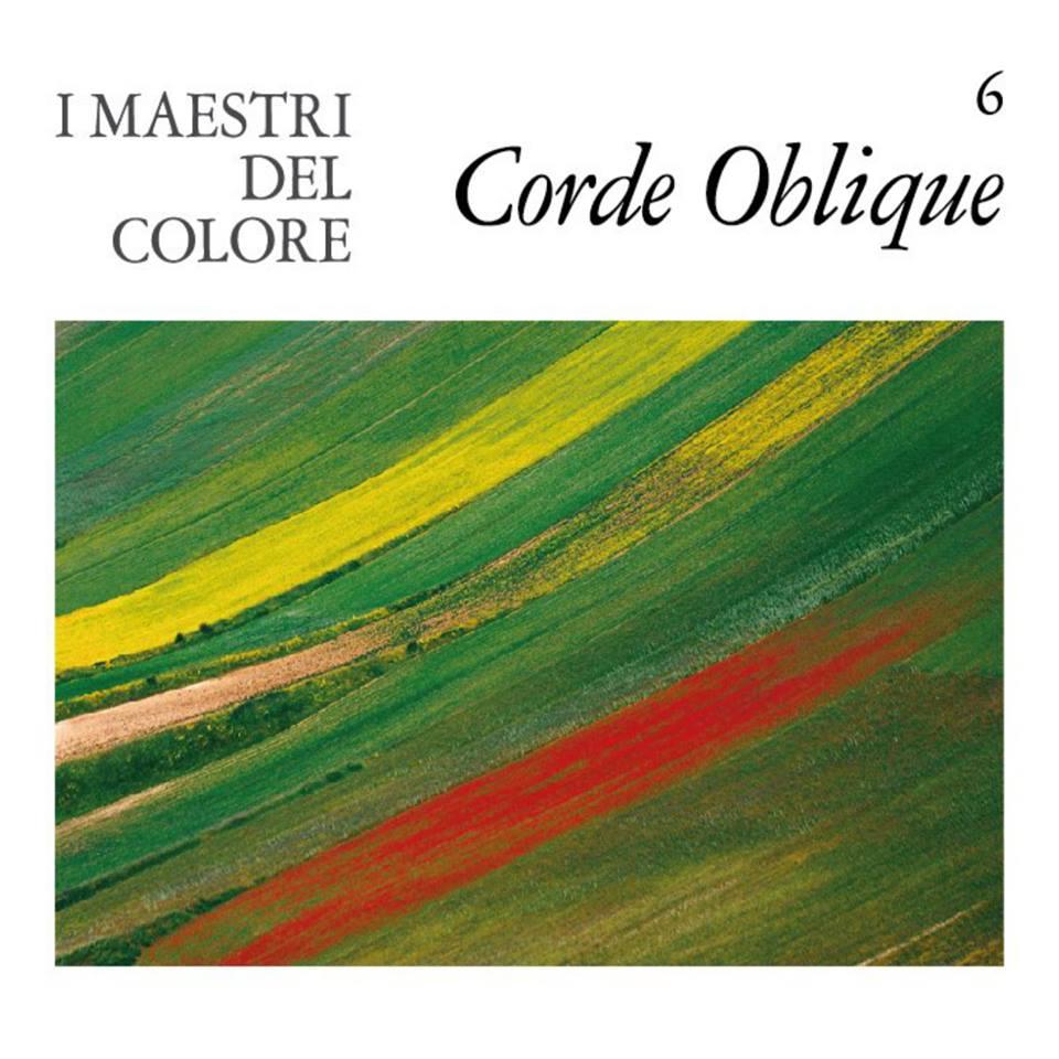 Corde Oblique: I Maestri Del Colore 【予約受付中】