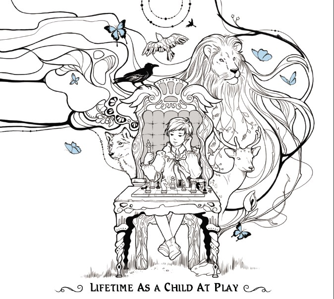 Sunset Wings: Lifetime As a Child At Play 【予約受付中】