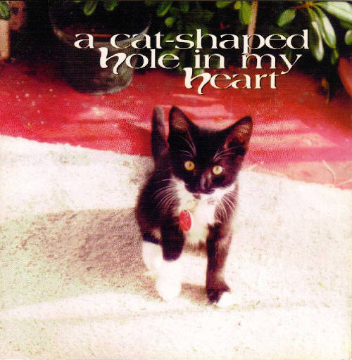A Cat-Shaped Hole In My Heart 【予約受付中】