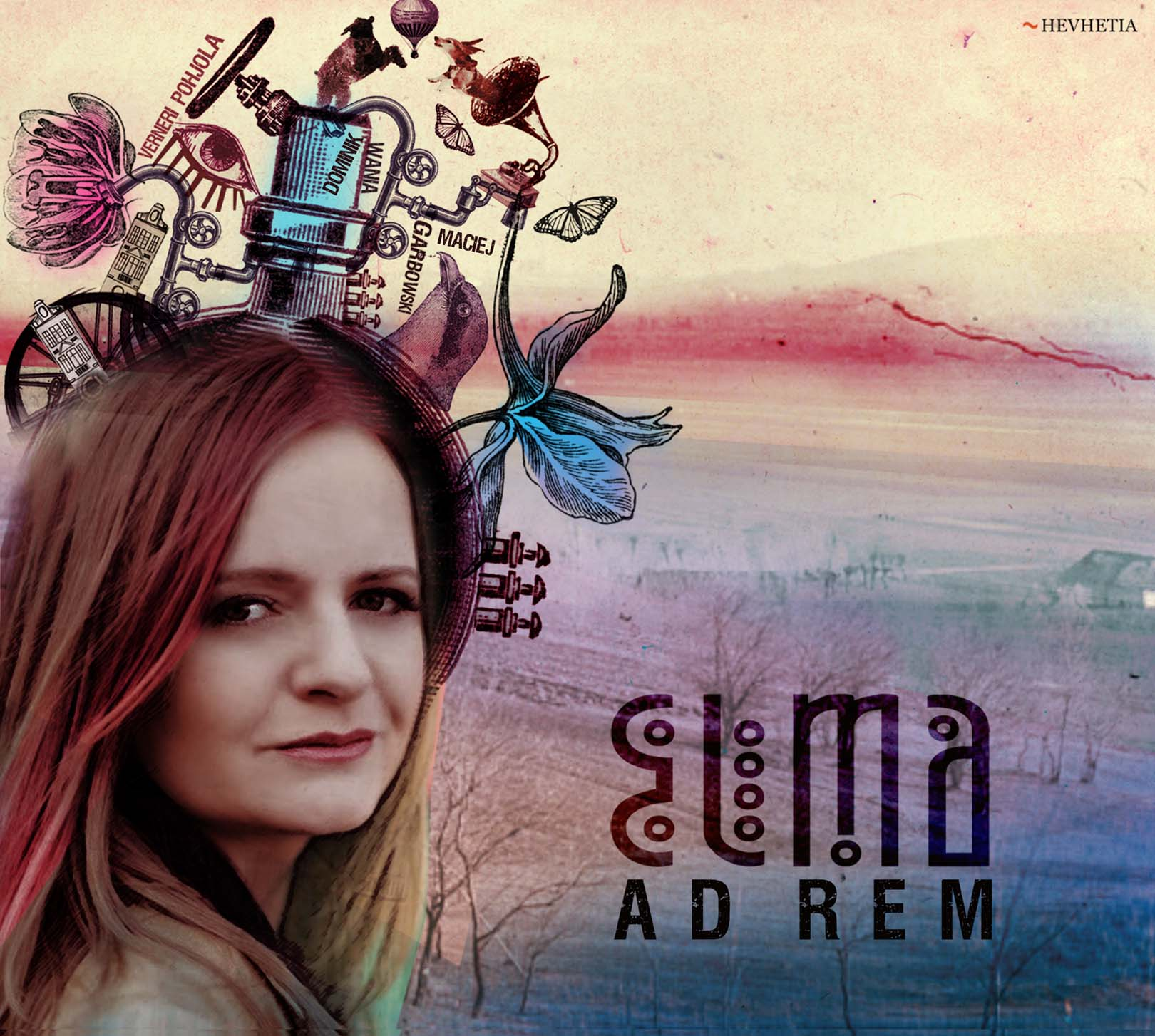 ELMA: Ad Rem 【予約受付中】