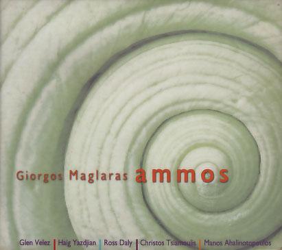 Giorgos Maglaras: Ammos [Libra Music]