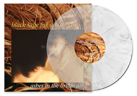 Black Tape For A Blue Girl: Ashes in The Brittle Air(LP) 【予約受付中】