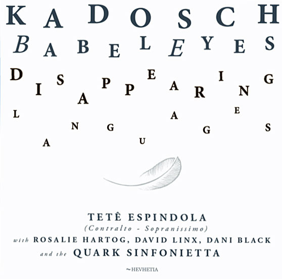 BabelEyes: Disappearing languages 【予約受付中】