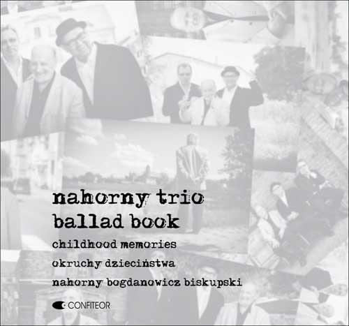Nahorny Trio: Ballad Book  【予約受付中】