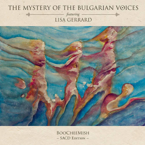 The Mystery Of The Bulgarian Voices feat. Lisa Gerrard: BooCheeMish 【予約受付中】