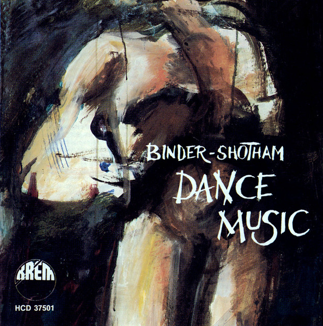 Karoly Binder: Dance Music  【予約受付中】