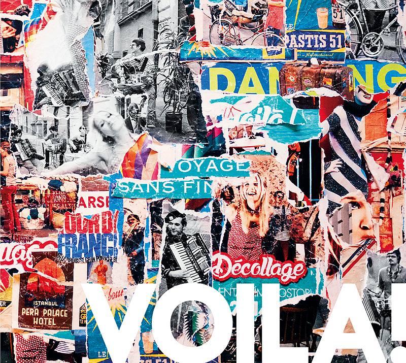 VOILA!: Decollage 【予約受付中】
