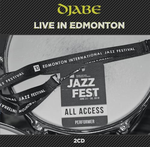 Djabe: Live in Edmonton(2CD) 【予約受付中】