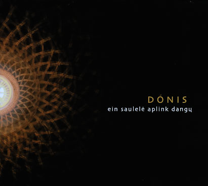 Donis: Ein saulele aplink dangu 【予約受付中】