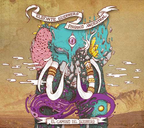 Elefante Guerrero Psiquico Ancestral: El Camino Del Guerrero  【予約受付中】