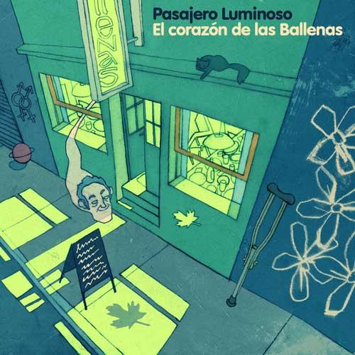 Pasajero Luminoso: El Corazon De Las Ballenas 【予約受付中】