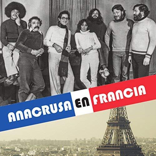 Anacrusa: En Francia(2CD) 【予約受付中】