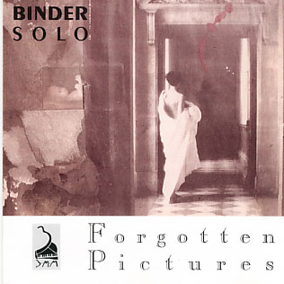 Karoly Binder: Forgotten Pictures